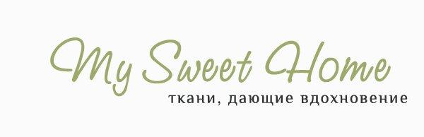My Sweet Home — интернет-магазин тканей