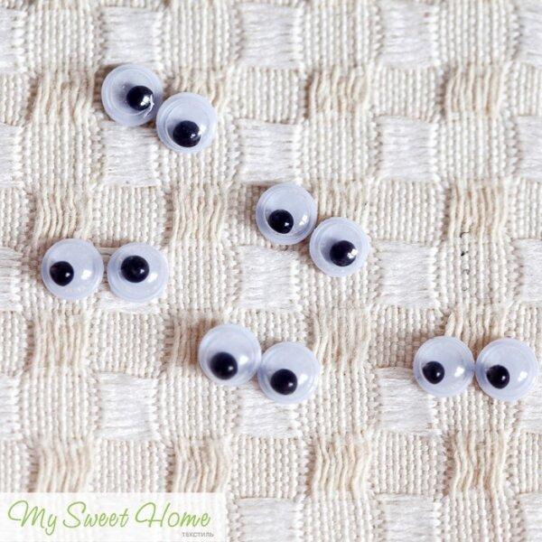 Глаза П-183 (5мм/20шт)
